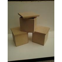Cajitas De 6x6x6 En Fibofacil ..exelente Calidad...