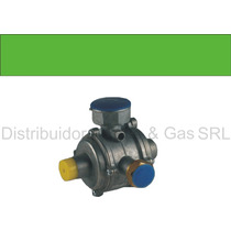 Regulador De Presion De Gas Natural De 16mts/h Canplast