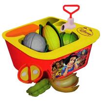Lava Vegetales De Princesas Infantil - Miniplay Juguetes