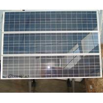 Casilla Rodande Energía 220v Panel Solar Motorhome Obrador