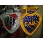 Banderin Boca - River - Huracan - Independiente - Defensores