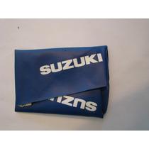 Funda De Asiento Suzuki Dr 125