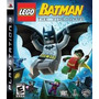 Juego Ps3 -lego Batman - The Video Game - Factura A O B