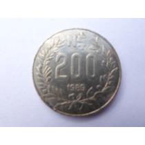 Uruguay - 200 N$ - Año: 1989