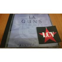 L.a Guns - Shrinking Violet Cd (importado)