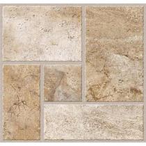 Ceramica Piso Rustica Esmaltada Primera = Caja X 2,33mts.