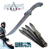 Assassin Creed Daga Altair Y Dagas Arrojadizas Replica
