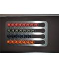 Porta Capsula Nespresso - Para 36 Capsulas Cafetera Express