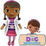 Muñeca Doctora Juguetes De Disney Peluche Mc Stuffins 28 Cm