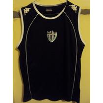 Camiseta Musculosa Fútbol Entrenamiento Cipolletti Kappa T M