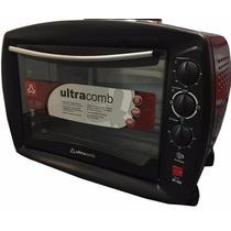 Horno Electrico Ultracomb Con Anafe Uc32a 2600w 32 Litros