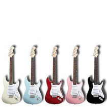 Guitarra Eléctrica Fender Squier Bullet Stratocaster