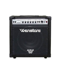 Amplificador De Bajo Wenstone 65w Be-600 Parlante Eminence