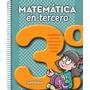 Matemática En Tercero Santillana Imperdible!!