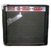 Amplificador Para Teclados Decoud Multiuso Mo40 Mp3 C/mp3