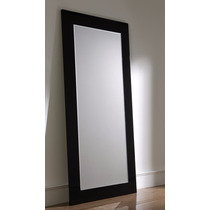 Espejo Moderno Peluqueria 170 X 70cm - Marco Melamina Color