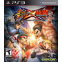 Juego Ps3 - Street Fighter X Tekken - Factura A O B