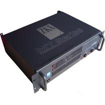 Potencia Zkx Mt500 Amplificador 175w Rms Modo Bridge 500w