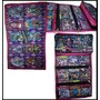 Organizador,cartuchera Monster High,violetta,adventure Time