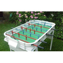 Alquiler Metegol - Sapo - Ping Pong - Inflables - Scalextric