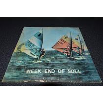 Week End Of Soul Vinilo Tipo Gapul Top Tape Año 1984 Oferta!