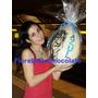 Huevos De Pascua Personalizados N°40 3kg Tu Artista Favorito