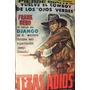 Poster Texas Adios Con Franco Nero