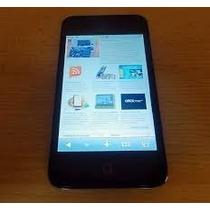 Ipod Touch 4g 8gb Camara Impecable Funciona Todo Perfecto