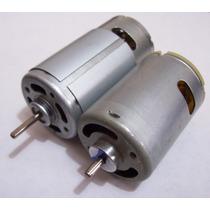 Motor Micromotor Electrico Vcc Ideal Aeromodelismo Equipos