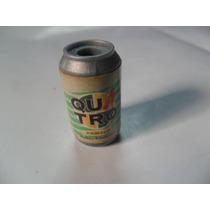 Quatro Lata Latita Miniatura Gaseosa Retro Botella Pomelo