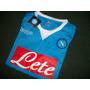 Camiseta Napoli Italia
