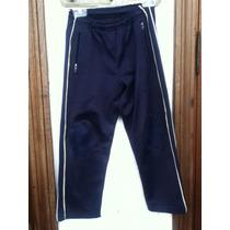Uniforme Colegio Santa Ana,pantalon Azul Gimnasia Talle 46
