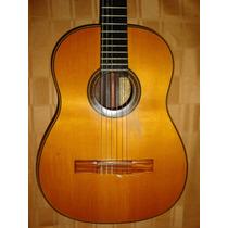 Guitarra Criolla Concierto Luthier Jose Morales