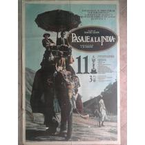 Pasaje A La India 1596 Afiche De 1.10 X 0.75