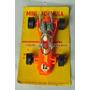 Formula Uno Sanz Baltazar F1 Autito Plástico Dec 70