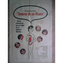 Amores De Un Picaro 1570 Afiche De 1.10 X 0.75