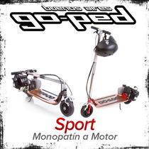 Monopatin A Motor Goped Sport Plegable Nafta Scooter 29 Cc