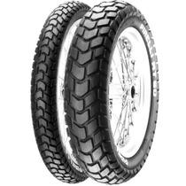 Cubierta Pirelli 90-90/21mt60 Tl S/camara En Fas Motos!