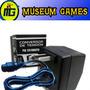 Transformador Para Playstation 1 Psx Gris Fat C/ Cable Power