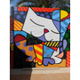Replica De Britto Mini Cat En 2 X 2