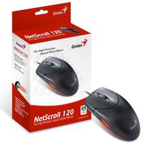 Mouse Optico Genius Xscroll Netscroll 120 Ps2 800 Dpi Gtia