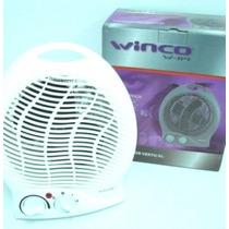 Caloventor Winco W-114 Termostato Regulable
