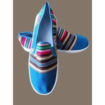 Zapatillas De Aguayo Tipo Pancha O Macasín