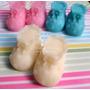 Hermosos Jaboncitos (20) Escarpines Nacimiento, Baby Shower