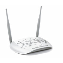 Repetidor Wifi Access Point 300mb 2ant Tp-link Tl-wa 801nd