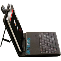 Estuche Con Teclado Funda Tablet Pc 7 Ipad Ebook Apad Usb!!