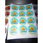 Planchas De Stickers Para Golosinas Personalizadas