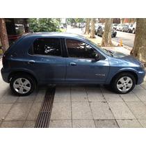 Chevrolet Celta 5 Ptas Advantage Pack Azul 2014