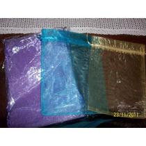 Bolsitas De Organza Y Tul 12x18 2,5 C/u Oferta Desde $1,5