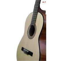 Guitarra Criolla Gracia Modelo M7 Estudio Calidad Envios